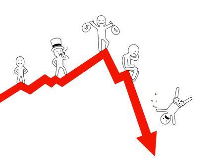शेयर बजार फेरि ४४ अंकको उच्च गिरावट, अलमलमा नयाँ लगानीकर्ता