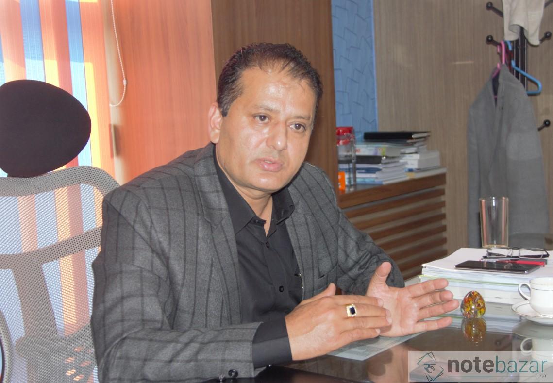 सरकारी खाता सञ्चालन गर्न पाउनु विकास बैंकको अधिकार हो : गोविन्द ढकाल, अध्यक्ष, डेभलपमेन्ट बैंकर्स एशोसिएसन