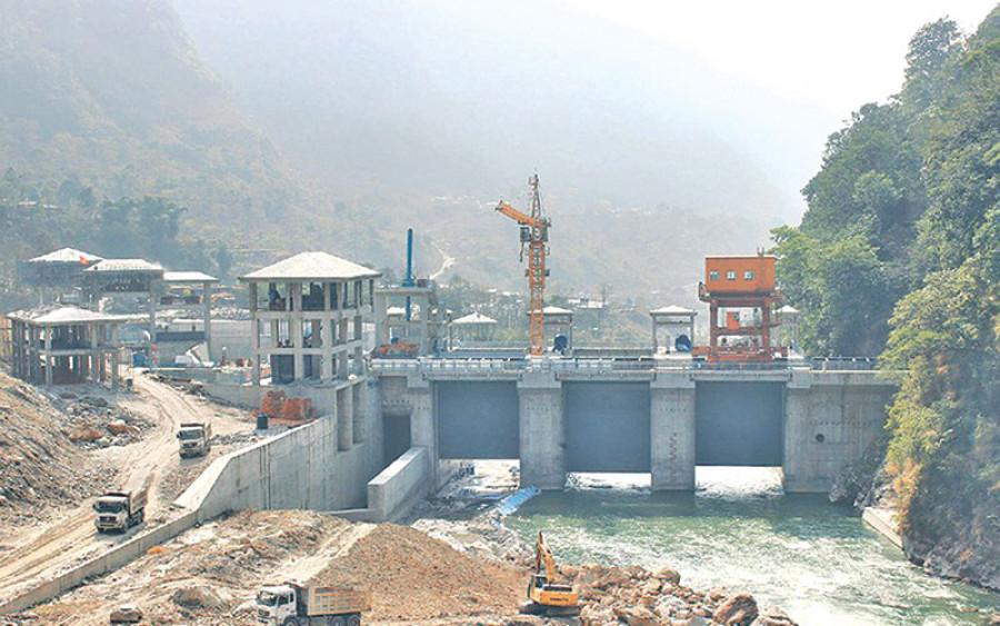 माडी जलविद्युत् आयोजना निर्माणका लागि प्रारम्भिक प्रक्रिया शुरु