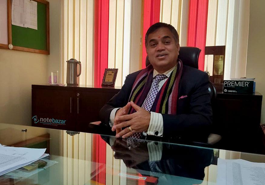 सनराइज बैंकका सीईओ जनक शर्मा पौड्यालले दिए राजीनामा