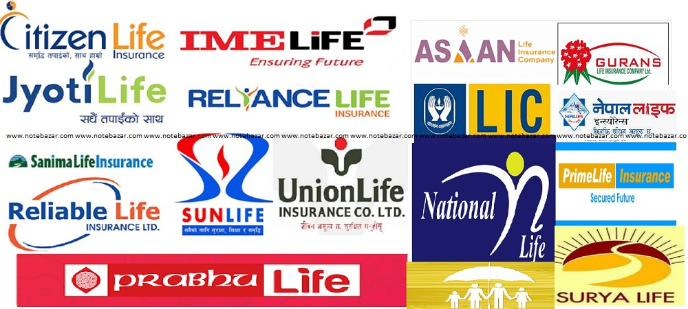 जीवन बीमा कम्पनीको धितोपत्र बजारमा साढे ५४ अर्ब लगानी, कुल लगानीको १६% यस क्षेत्रमा