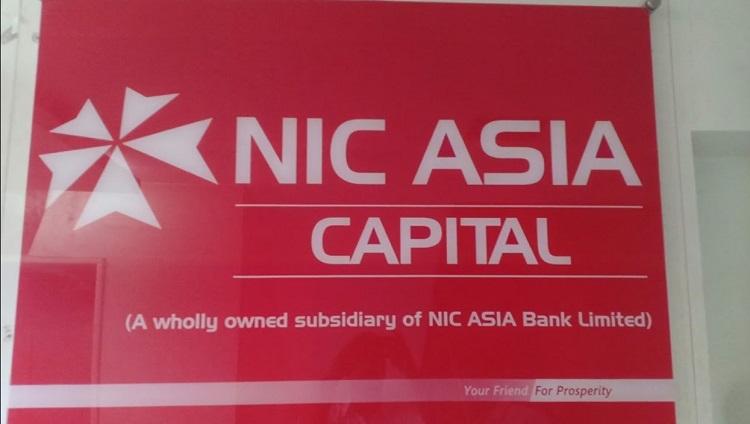 एनआईसी एशिया क्यापिटलको साधारण सभा आह्वान, बैंकलाई ९.६० करोड लाभांश