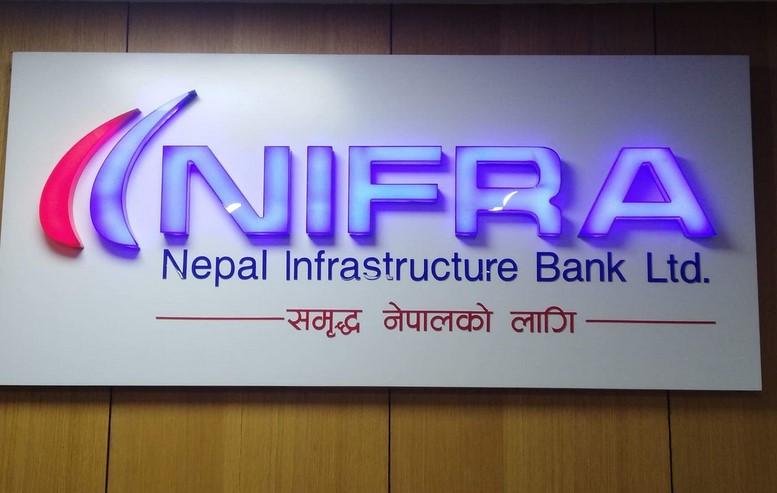 नेपाल इन्फ्रास्ट्रक्चर बैंक तेस्रो वर्षमा