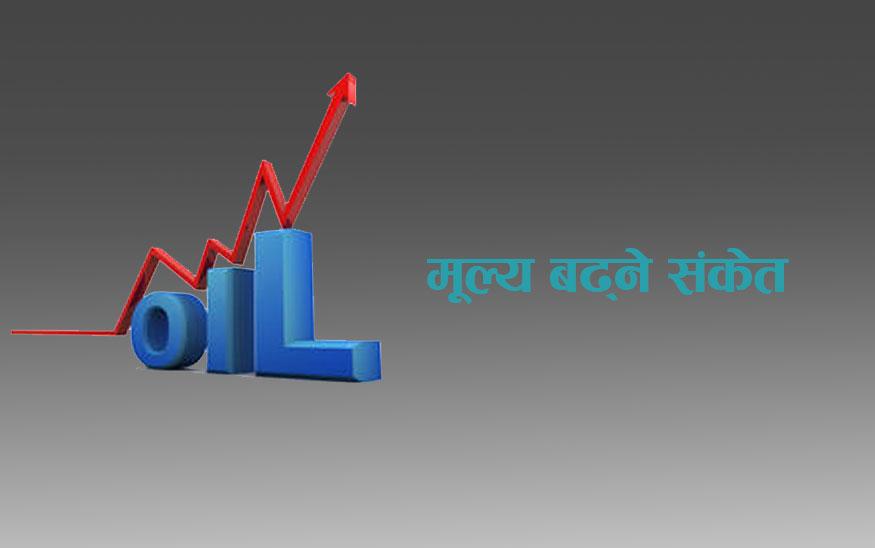 पेट्रोलियम पदार्थको मूल्य फेरि बढ्यो, ग्याँसको भाउ २५ रुपैयाँ बढ्दा पेट्रोल लिटरको १२९ रुपैयाँ