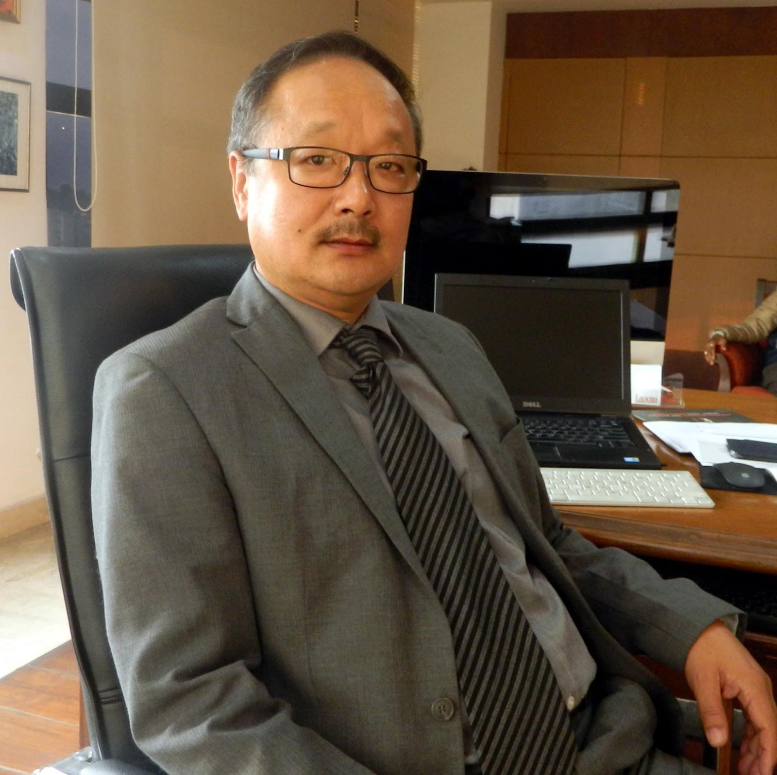 एभरेष्ट बैंकमा पहिलो पटक नेपाली प्रमुख कार्यकारी अधिकृत