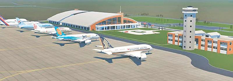 पाँच वर्षमा हवाई क्षेत्रले क्रान्तिकारी फड्को मार्ने, विमानस्थल निर्माणको कामलाई उच्च प्राथमिकता