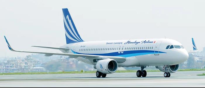 हिमालयले चीनबाट ल्यायो स्वास्थ्य सामग्री, सेनाले चार्टर्ड गरेको नेपाल एयरलाइन्स ग्वान्जाओ उड्दै