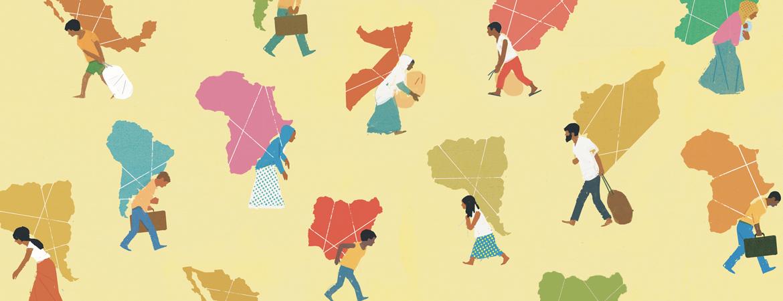 महामारीको कारण अन्तराष्ट्रिय आप्रवासनमा झण्डै ३० प्रतिशतले कमी